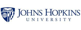 Johns Hopkins logo versatility