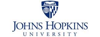 Johns Hopkins logo brand